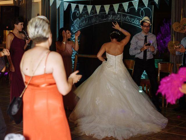 La boda de Carlos y Irene en Cervello, Barcelona 131