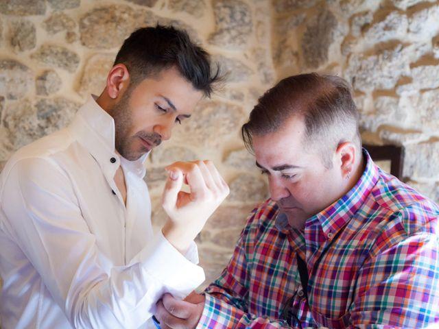 La boda de Aurelio y Nati en Barro, Pontevedra 2