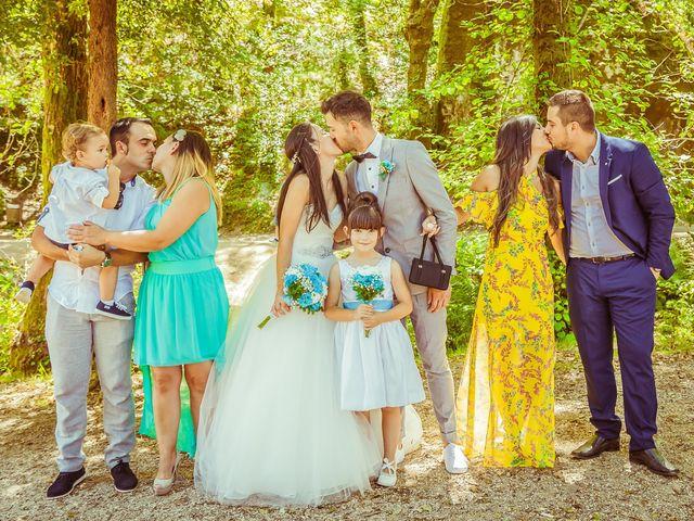 La boda de Aurelio y Nati en Barro, Pontevedra 31