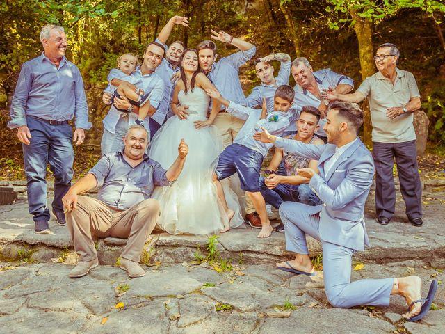 La boda de Aurelio y Nati en Barro, Pontevedra 52