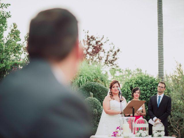 La boda de José Enrique y Sandra en Potries, Valencia 3