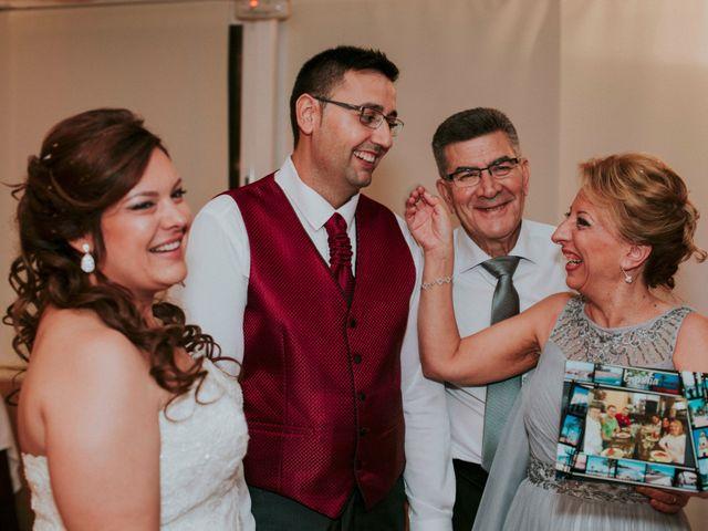 La boda de José Enrique y Sandra en Potries, Valencia 5