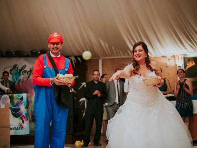 La boda de José Enrique y Sandra en Potries, Valencia 6