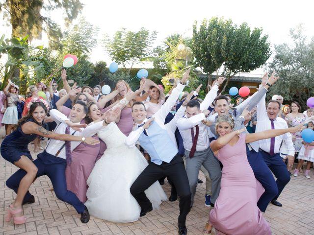 La boda de Jose y Eleni