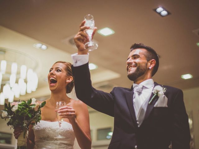 La boda de Jose Alberto y Soraya en Cartagena, Murcia 166