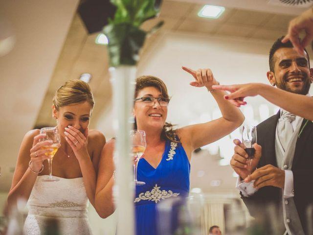 La boda de Jose Alberto y Soraya en Cartagena, Murcia 180
