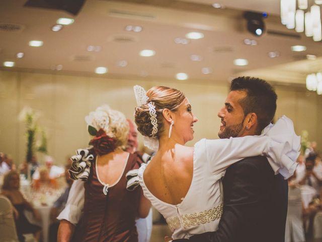 La boda de Jose Alberto y Soraya en Cartagena, Murcia 218