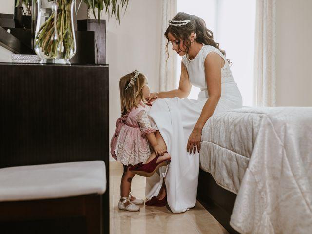 La boda de Fran y Rocío en Isla Cristina, Huelva 14