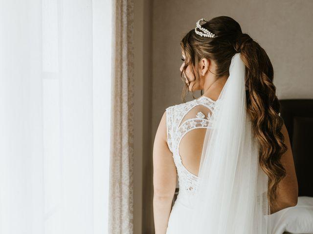 La boda de Fran y Rocío en Isla Cristina, Huelva 15