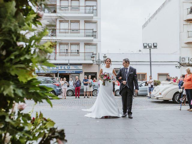 La boda de Fran y Rocío en Isla Cristina, Huelva 20
