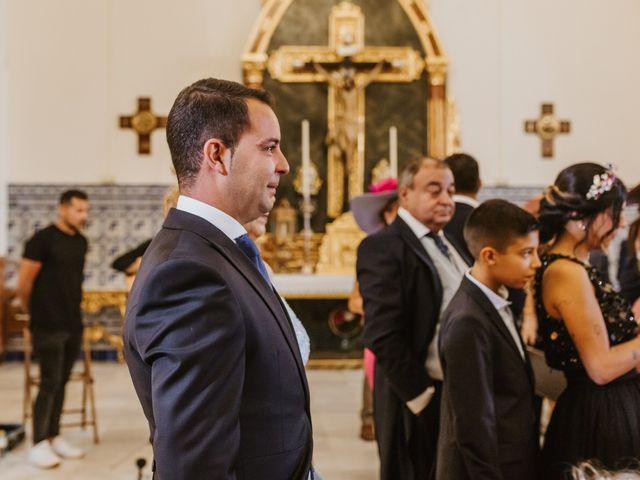 La boda de Fran y Rocío en Isla Cristina, Huelva 21