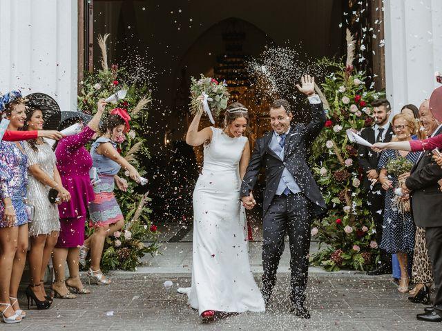 La boda de Fran y Rocío en Isla Cristina, Huelva 27