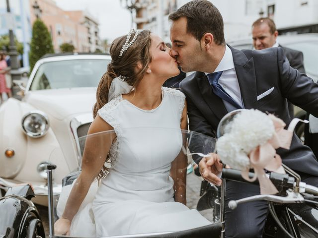 La boda de Fran y Rocío en Isla Cristina, Huelva 29