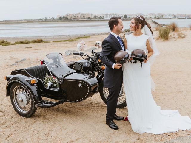 La boda de Fran y Rocío en Isla Cristina, Huelva 31