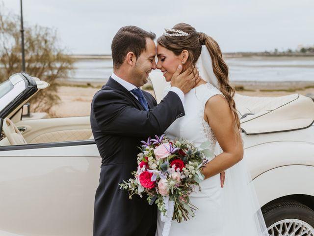 La boda de Fran y Rocío en Isla Cristina, Huelva 32