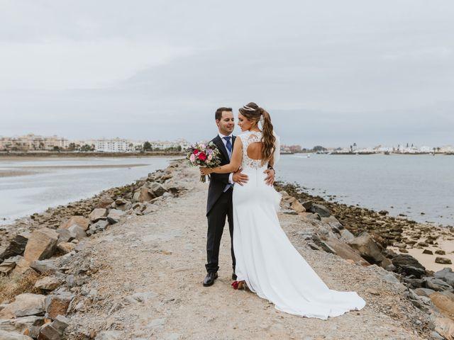 La boda de Fran y Rocío en Isla Cristina, Huelva 33