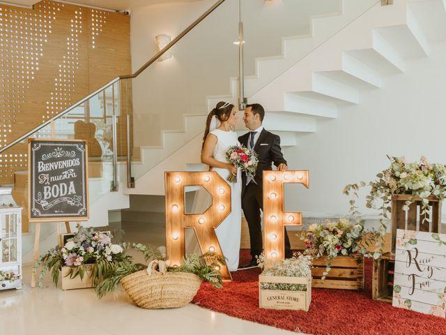 La boda de Fran y Rocío en Isla Cristina, Huelva 37