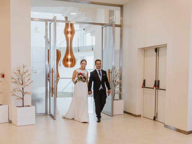 La boda de Fran y Rocío en Isla Cristina, Huelva 41