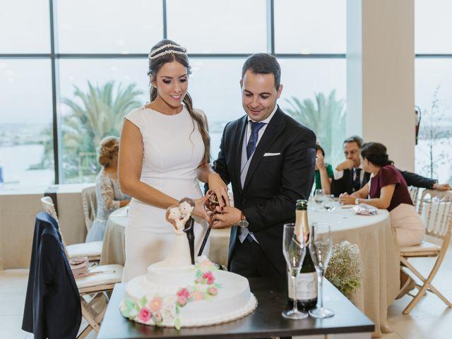 La boda de Fran y Rocío en Isla Cristina, Huelva 43
