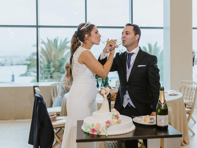 La boda de Fran y Rocío en Isla Cristina, Huelva 44