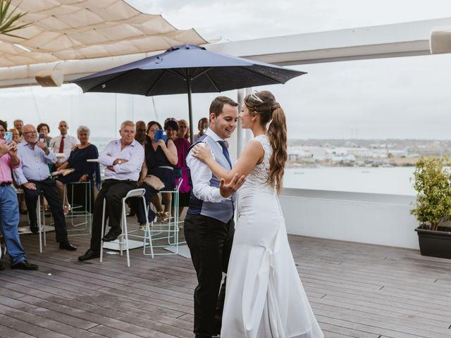 La boda de Fran y Rocío en Isla Cristina, Huelva 45