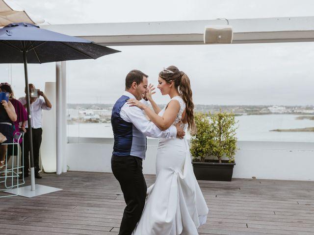 La boda de Fran y Rocío en Isla Cristina, Huelva 46