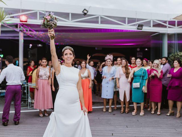 La boda de Fran y Rocío en Isla Cristina, Huelva 53