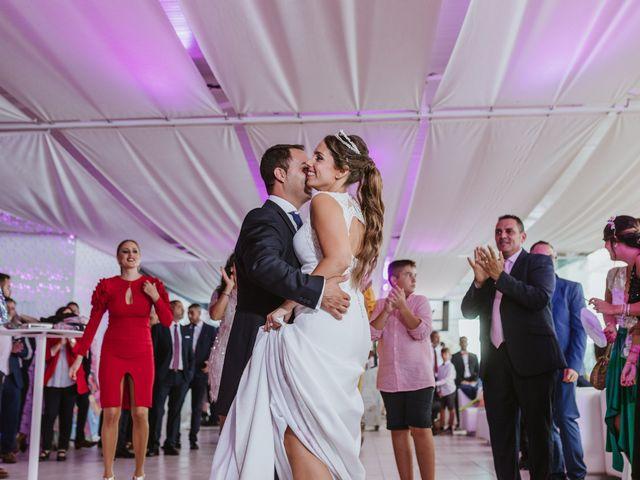 La boda de Fran y Rocío en Isla Cristina, Huelva 54