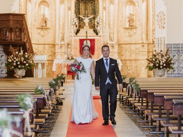 La boda de Fran y Rocío en Isla Cristina, Huelva 25
