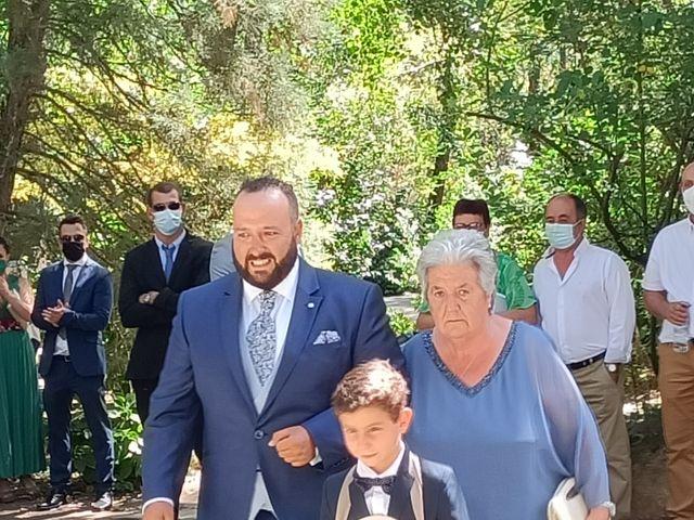 La boda de Rafael y Virginia  en Valdastillas, Cáceres 4