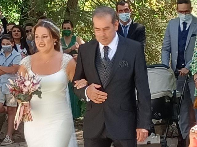 La boda de Rafael y Virginia  en Valdastillas, Cáceres 5