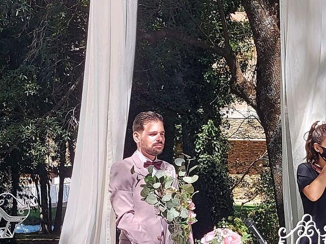 La boda de Rafael y Virginia  en Valdastillas, Cáceres 6