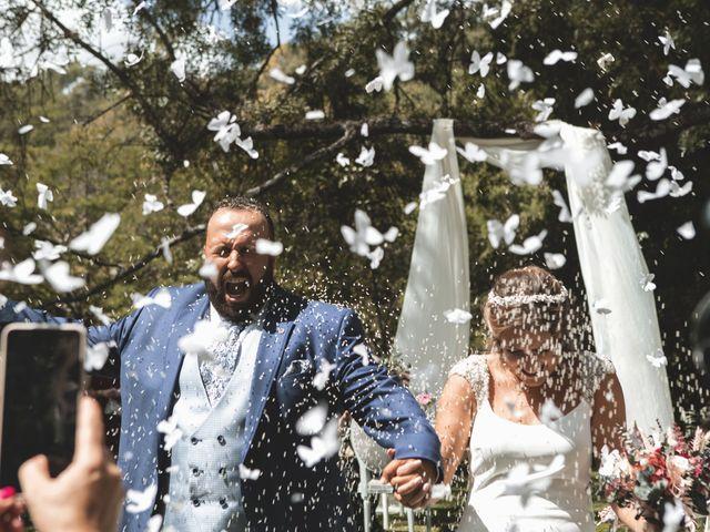 La boda de Rafael y Virginia  en Valdastillas, Cáceres 8