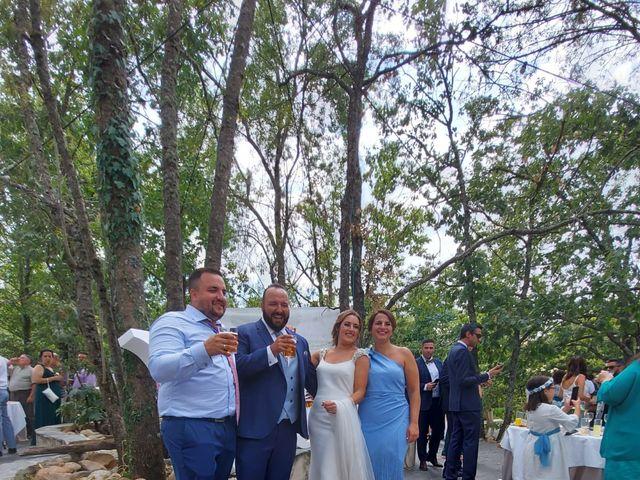 La boda de Rafael y Virginia  en Valdastillas, Cáceres 9