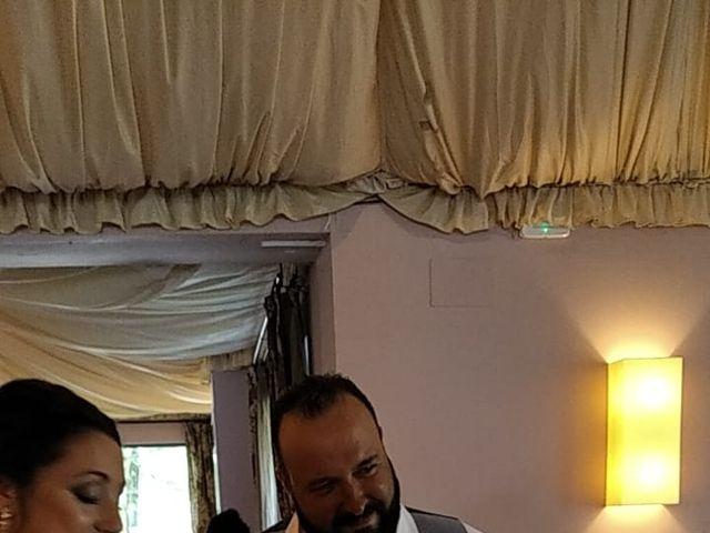 La boda de Rafael y Virginia  en Valdastillas, Cáceres 17