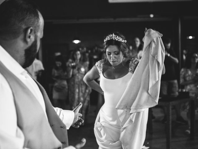 La boda de Rafael y Virginia  en Valdastillas, Cáceres 20