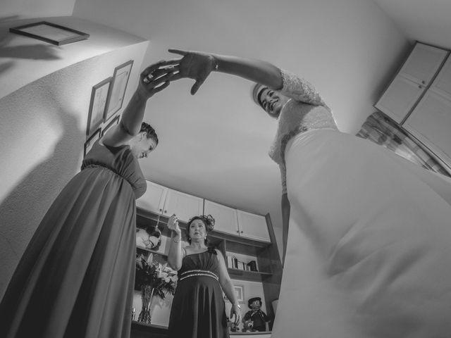 La boda de Luis y Laura en Piedrabuena, Ciudad Real 6