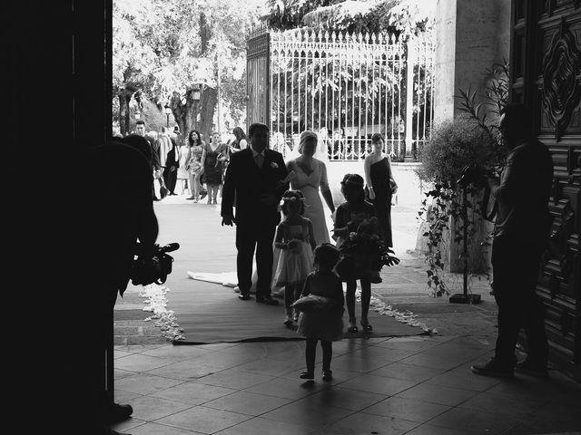 La boda de Luis y Laura en Piedrabuena, Ciudad Real 19