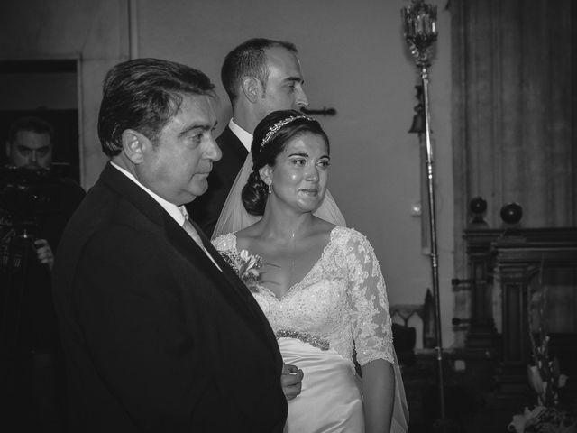 La boda de Luis y Laura en Piedrabuena, Ciudad Real 25