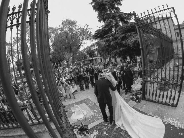 La boda de Luis y Laura en Piedrabuena, Ciudad Real 29