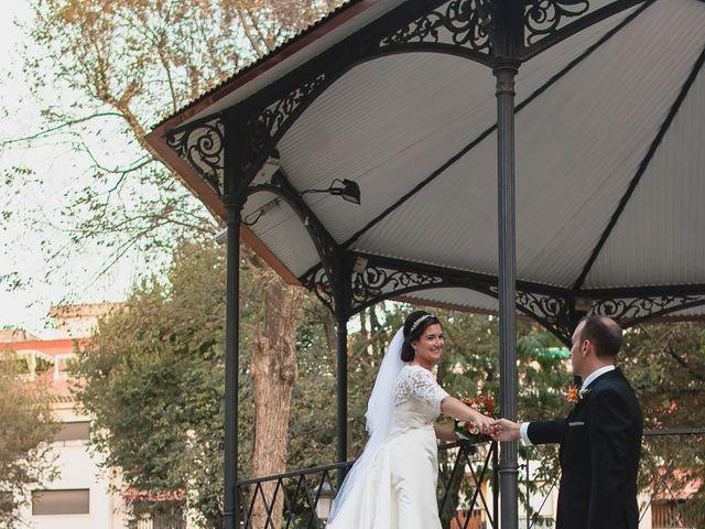 La boda de Luis y Laura en Piedrabuena, Ciudad Real 30