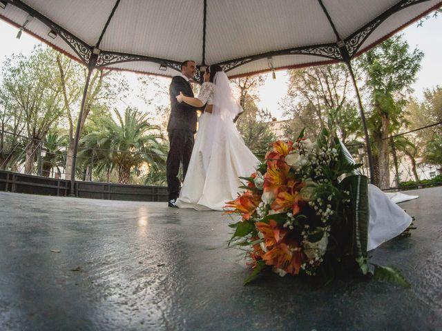 La boda de Luis y Laura en Piedrabuena, Ciudad Real 33