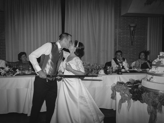 La boda de Luis y Laura en Piedrabuena, Ciudad Real 43