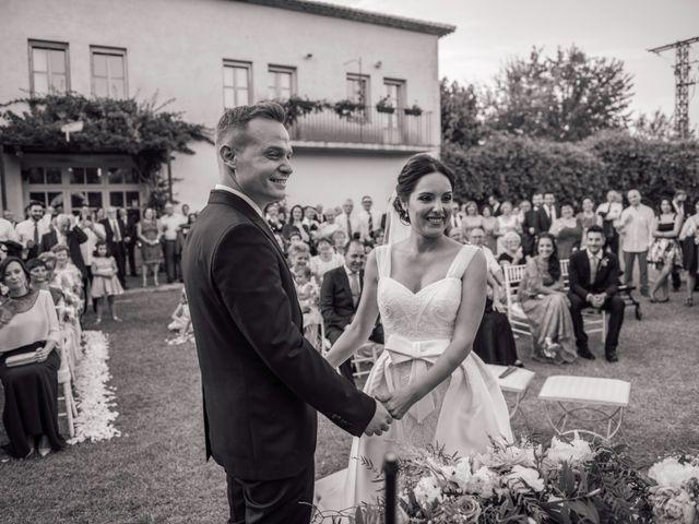 La boda de Estefanía y Josep