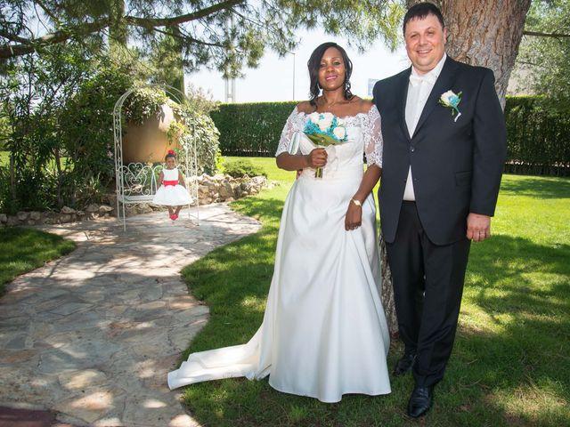 La boda de Mary y Lionel