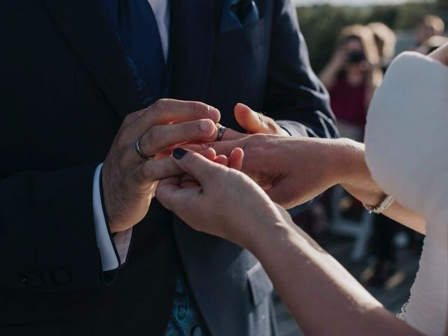 La boda de David y Sara en Iscar, Valladolid 4