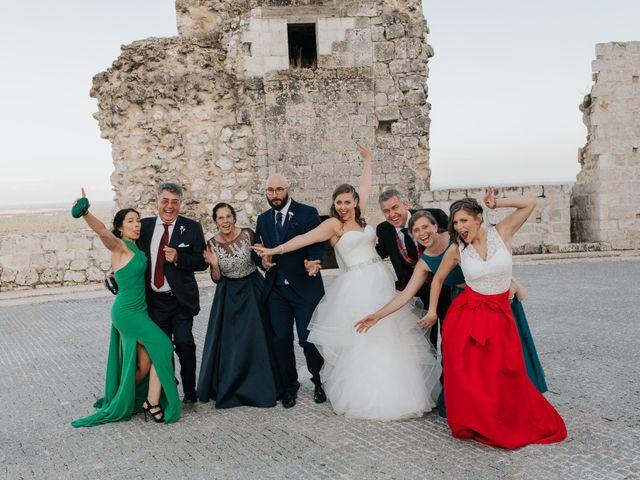La boda de David y Sara en Iscar, Valladolid 12