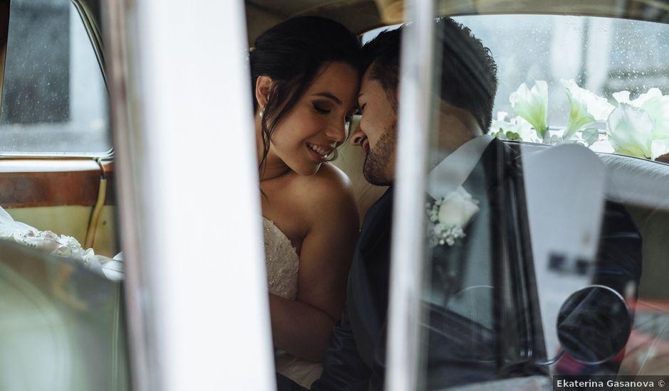 La boda de Carlos y Irene en Cervello, Barcelona