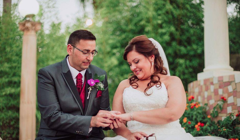 La boda de José Enrique y Sandra en Potries, Valencia