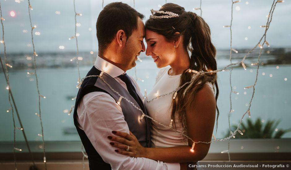 La boda de Fran y Rocío en Isla Cristina, Huelva